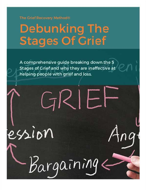 Debunking the Stages of Grief e-Book