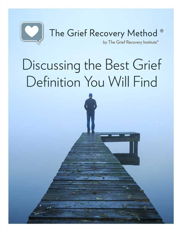 Discussing the Best Grief Definition You Will Find