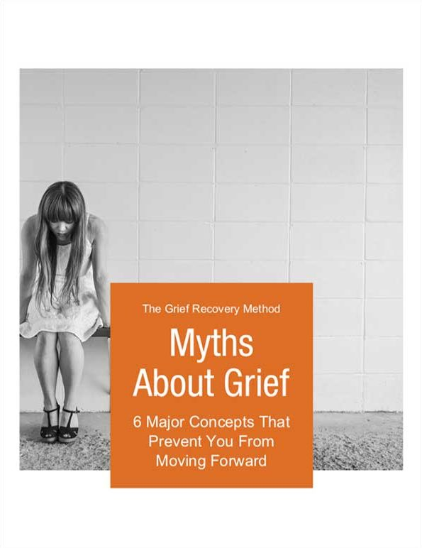 Myths About Grief ebook